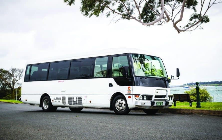 Murrell Group bus